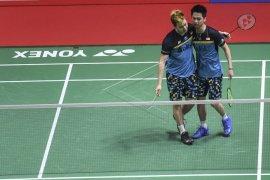 Kevin/Marcus sukses pertahankan juara Indonesia Masters