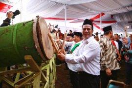 Mentan siapkan satu juta ekor ayam untuk santri seluruh Indonesia