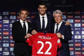 Kembali ke klub masa kecilnya, Morata mengaku senang