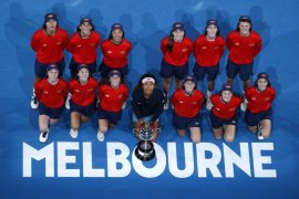 Naomi Osaka juara tunggal putri Australia Terbuka 2019