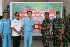 Pangdam Tanjungpura tinjau PT WHW AR