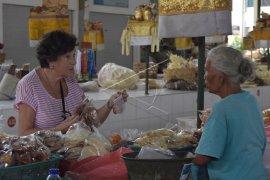 Pasar tradisional jadi destinasi wisata