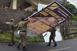 Bawaslu Denpasar ingatkan peserta soal APK melanggar