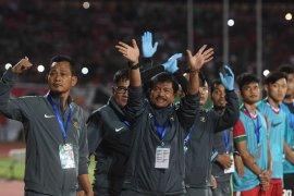 Kerangka tim nasional U-22 sudah terlihat
