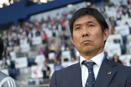 Pelatih Jepang : yang penting menang