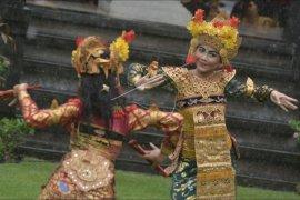 Pementasan tari Bali