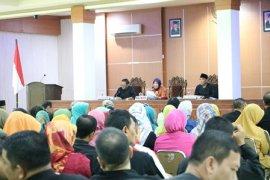 Rukmini Evaluasi Pelaksanaan Gerakan Nasional Nontunai di Pemkot Probolinggo