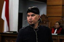 Ini kondisi Ahmad Dhani di penjara menurut manajernya