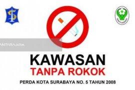 Perda KTR di Surabaya belum bisa diterapkan, ini alasannya