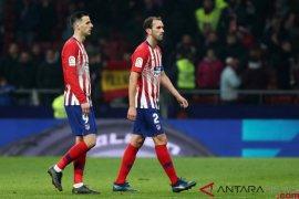 Madrid melaju, Atletico tersingkir di Piala Raja