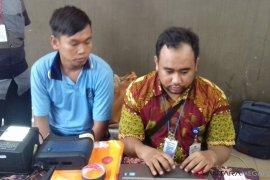 1.085 WBP Pondok Rajeg melakukan perekaman KTP
