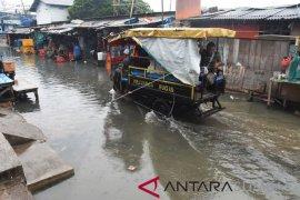 Terkait penurun tanah Jakarta, Jonan minta kepedulian semua pihak