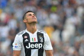 Ronaldo gagal eksekusi penalti saat Juve bungkam Chievo 3-0