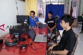 Jelang Pemilu, 25 warga binaan Rutan  Gianyar  laksanakan perekaman e-KTP