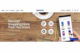 Tren belanja online tinggi, Samsung luncurkan toko online