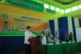 Seminar nasional perlindungan guru