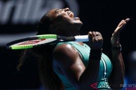 Serena Williams tumbang di Australia Terbuka