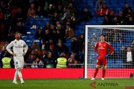 UEFA jatuhkan sanksi dua larangan pertandingan Eropa pada Sergio Ramos