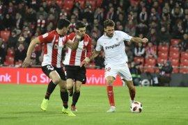 Menang 3-1 di markas Bilbao, peluang Sevilla ke delapan terbuka lebar