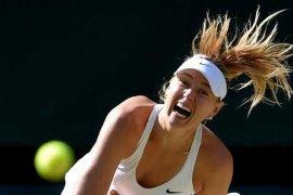 Sharapova kembali bertanding di Mallorca
