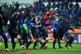 Juventus tersingkir dari Coppa Italia setelah dicukur Atalanta 3-0