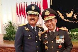 Kapolri dan Panglima TNI intruksikan jajarannya petakan kerawanan