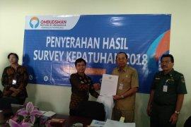"Tabanan terima ""zona kuning"" Ombudsman Bali"