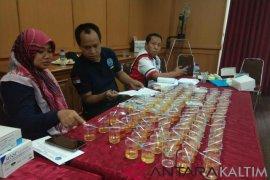 1.300 Pegawai Honorer Penajam Sudah Diperiksa Urine