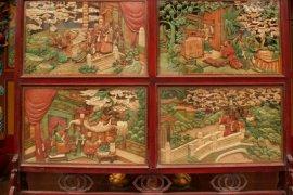 Nuansa Tiongkok klasik di Thay Hin Bio