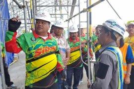 Wali Kota Sibolga pantau pembangunan terminal Pelabuhan Sibolga