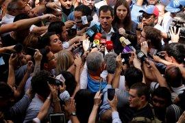 Istri pemimpin oposisi Venezuela temui Wapres AS