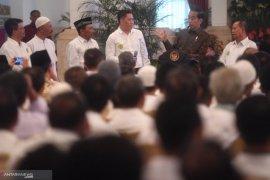 Presiden Jokowi dengar keluhan petani gula di Istana Negara