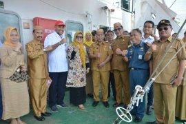 Kemenhub Alokasikan Kapal Perintis Untuk Gorontalo