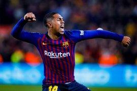 Malcom selamatkan Barca dari kekalahan di Piala Raja