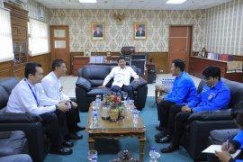 Sinergitas KNPI  Dan Pemkot Tangerang Terjalin Baik