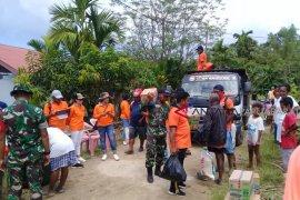 Pengungsi banjir Wasior sudah kembali ke rumah