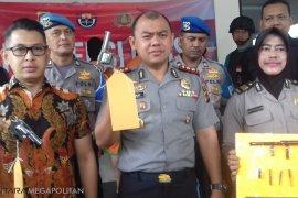 Polres Bogor bekuk jaringan pencuri motor