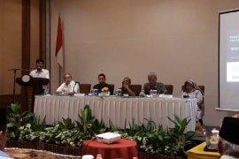 Djoko Santoso pimpin rapat tertutup konsolidasi BPN Prabowo-Sandi di Solo