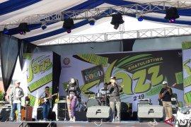 Khatulistiwa jazz festival tampilkan 10 grup musik