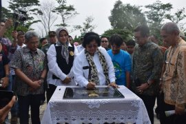 Menteri LHK kembangkan Ekoriparian Citarum di Karawang