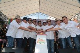 """Wali Kota Kediri Apresiasi """"Millenial Road Safari Festival"""""""