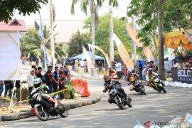 Pebalap Medan kuasai grand final road race Kejurda IMI di Labuhanbatu