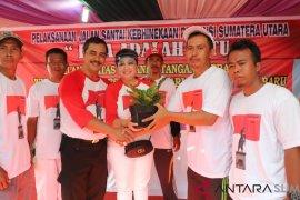 """Dua desa di Tanjung Morawa ini memiliki """"Wisata Bunga"""""""