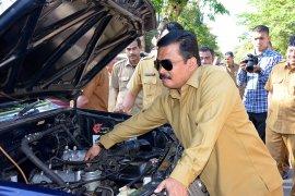 Wali kota Langsa akan ambil kendaraan dinas tidak terawat