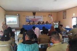 Musrenbang Kecamatan Belitang Hilir sempat molor sejam