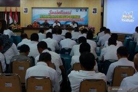 KPK Ingatkan Pejabat Situbondo Tidak Korupsi
