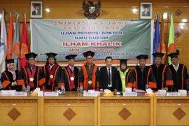 Ilham Khalik kupas eksistensi BPK tetapkan kerugian negara dalam sistem ketatanegaraan