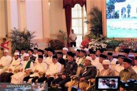 Presiden Jokowi adakan silaturahim dengan ulama Madura