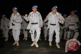 Kapolri dan Menlu lepas 322 personel untuk misi perdamaian