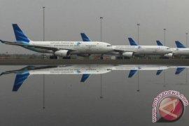 Pesawat Garuda Aceh-Jeddah mendarat darurat di Srilanka